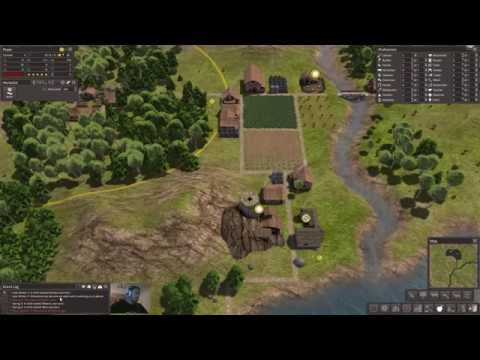 Vegan Gaming: Let's Play Banished Ep2