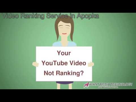 YouTube Video Ranking Service in Apopka FL (407) 848-1001