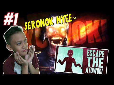 AarYuuWooKeey Horror - Escape The Ayuwoki - AbeezaRFun Part 1