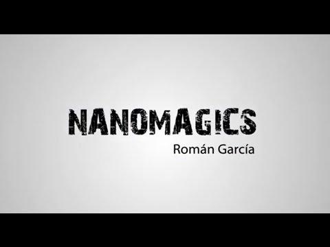 ROMÁN GARCÍA - PROMO NANOMAGIC DVD