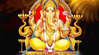 Ganesha - Shendur Lal Chadhayo Aarti Video