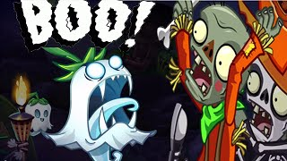 Plants vs Zombies 2: Boo Boo - Halloween Pinata Party Day 3, Oct 26