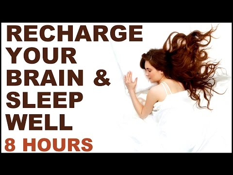 SLEEP MEDITATION MANTRA MUSIC :INSOMNIA CURING & BRAIN RECHARGING: BEST SO FAR !