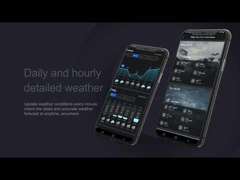 GoGo Weather - Accurate Weather Forecast & Widget