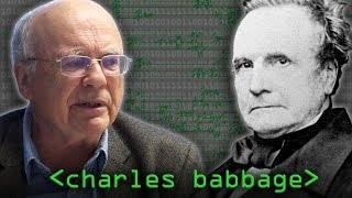 Babbage's Mechanical Notation Puzzle - Computerphile