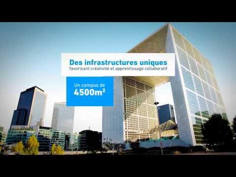 Présentation HEP CAMPUS Paris – La Défense