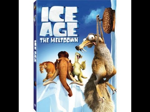 Opening To Ice Age The Meltdown 2006 Dvd Youtube