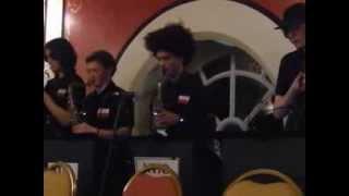 Cubano Chant - Nottingham Youth Jazz Orchestra Combo