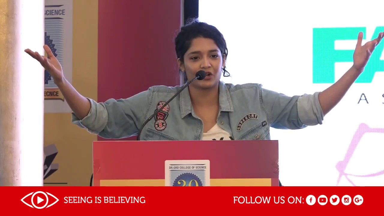 The most energetic Ritika Singh shares her inspirational secrets