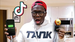 Testing Out VIRAL TikTok HACKS... **SHOCKING**