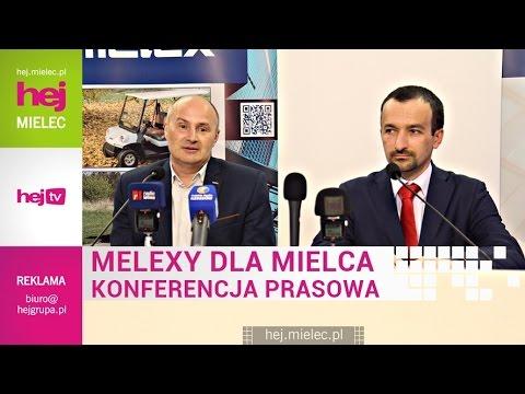 hej.mielec.pl TV: Przekazanie Melexów dla Mielca [KONFERENCJA PRASOWA]