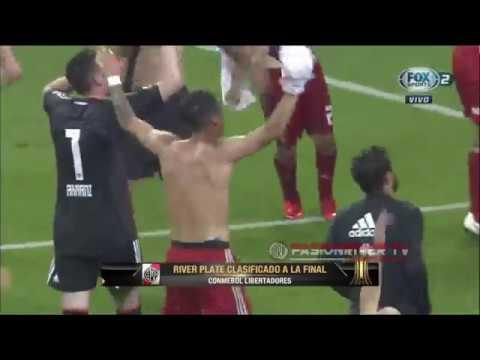 Gremio vs River Plate (1-2) Copa Libertadores 2018 - Semi Final VUELTA - Resumen FULL HD