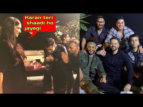 Singham, Simmba and Sooryavanshi: All Rohit Shetty cops party together Mp3