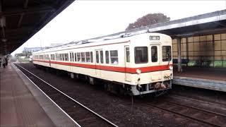 【7分おきに参りますご注意ください!】関東鉄道常総線の朝ラッシュ!