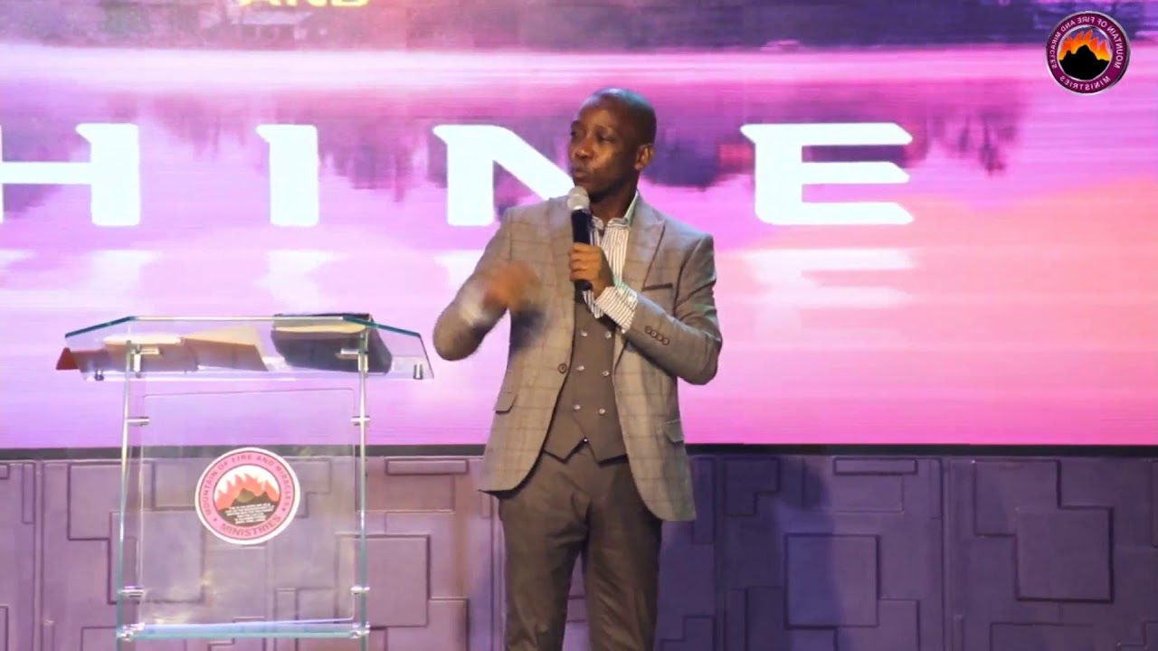 Download Impacting Your World - Pastor Omodara [20th October, 2019] 1st Service