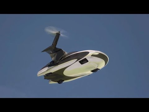 Geely to launch flying car in 2019