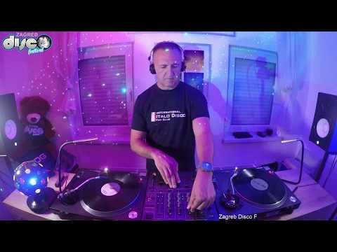 Top DJ Room : Italo Disco Special  w/ DJ Krnya - Episode #15 /LIVEstream HD/