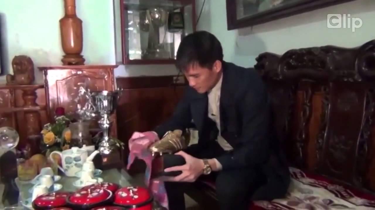 Lê Công Vinh - Người mang vàng cho bóng đá Việt Nam
