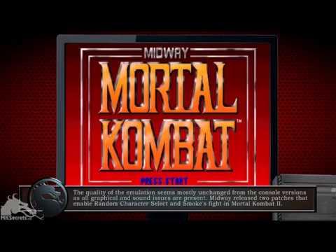 Baixar Mortal Kombat Secrets MKSecrets Net - Download Mortal