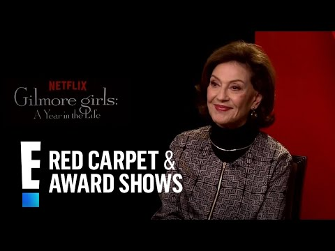 """Kelly Bishop Spills on """"Gilmore Girls: A Year in the Life"""" 