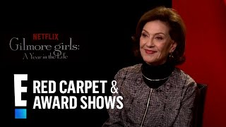"Kelly Bishop Spills on ""Gilmore Girls: A Year in the Life"" 