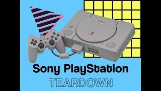 Sony PlayStation Teardown