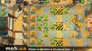 Обзор Plants vs zombies 2 для Андроид - mob.ua