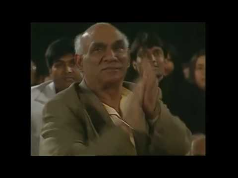 Zee Cine Awards 2001 Lifetime Achivement Awards Sunil Dutt