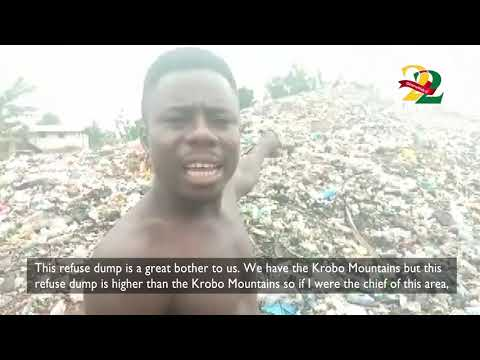 Okornya Community 'forced' to live with 'mountain of rubbish | 3 Aug 2021