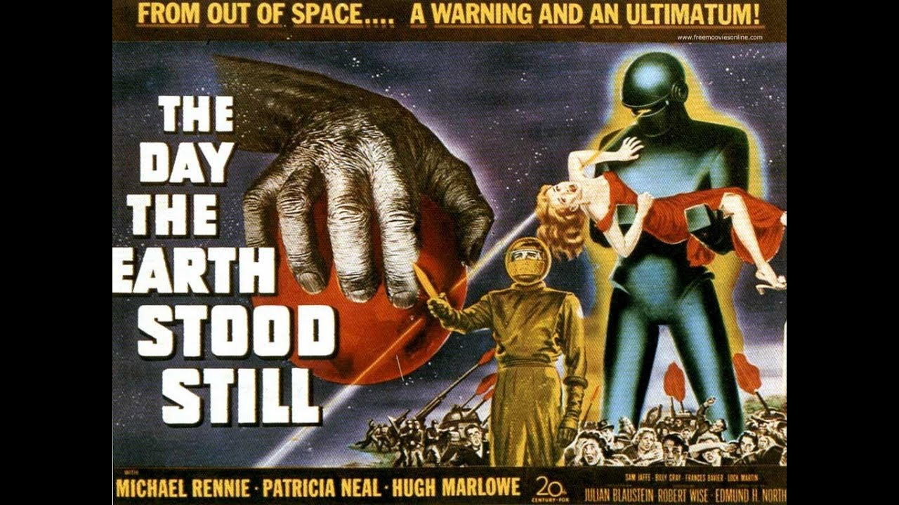 The Day the Earth Stood Still Review - YouTube