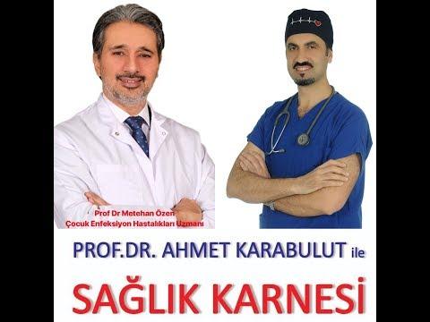 NEDEN AŞI YAPTIRMALIYIZ? (HASTA KILAVUZU) - PROF DR METEHAN ÖZEN - PROF DR AHMET KARABULUT