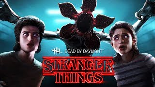 STRANGER THINGS DLC!! (Dead by Daylight, Stranger Things Chapter)