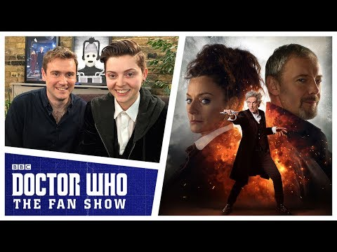 Brian Minchin Talks World Enough And Time - The Aftershow - Doctor Who: The Fan Show