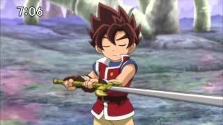 Battle Spirits Sword Eyes ep 28 (1/2)