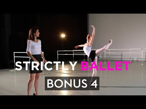 Classical vs. Modern Ballet Technique | Strictly Ballet 2 BONUS