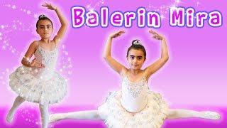 Balerin Mira Sahnede | Yıl Sonu Bale Gösterisi | UmiKids