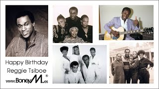 BONEY M. – Reggie Tsiboe Birthday Mix