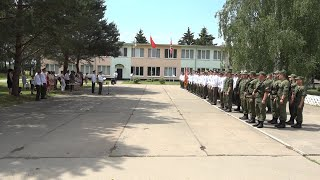 В 927 ом Центре подготовки и применения беспилотных авиакомплексов прошёл День части