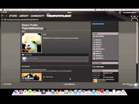 steam how to change name