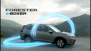 Subaru Forester e-Boxer TVC