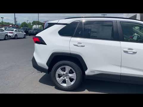 New 2019 Toyota RAV4 Hybrid XLE SUV AWD TK496