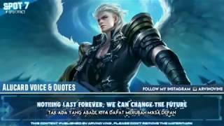 Alucard Voice & Quotes
