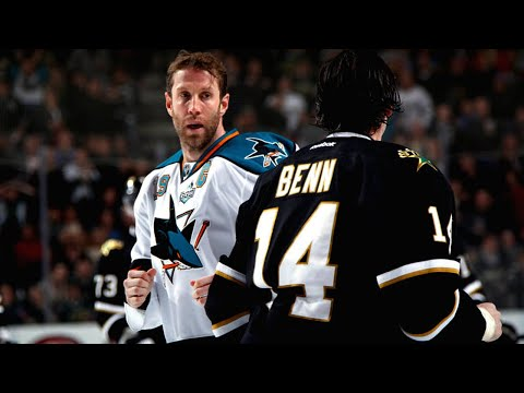 NHL Captains Fights Part 2