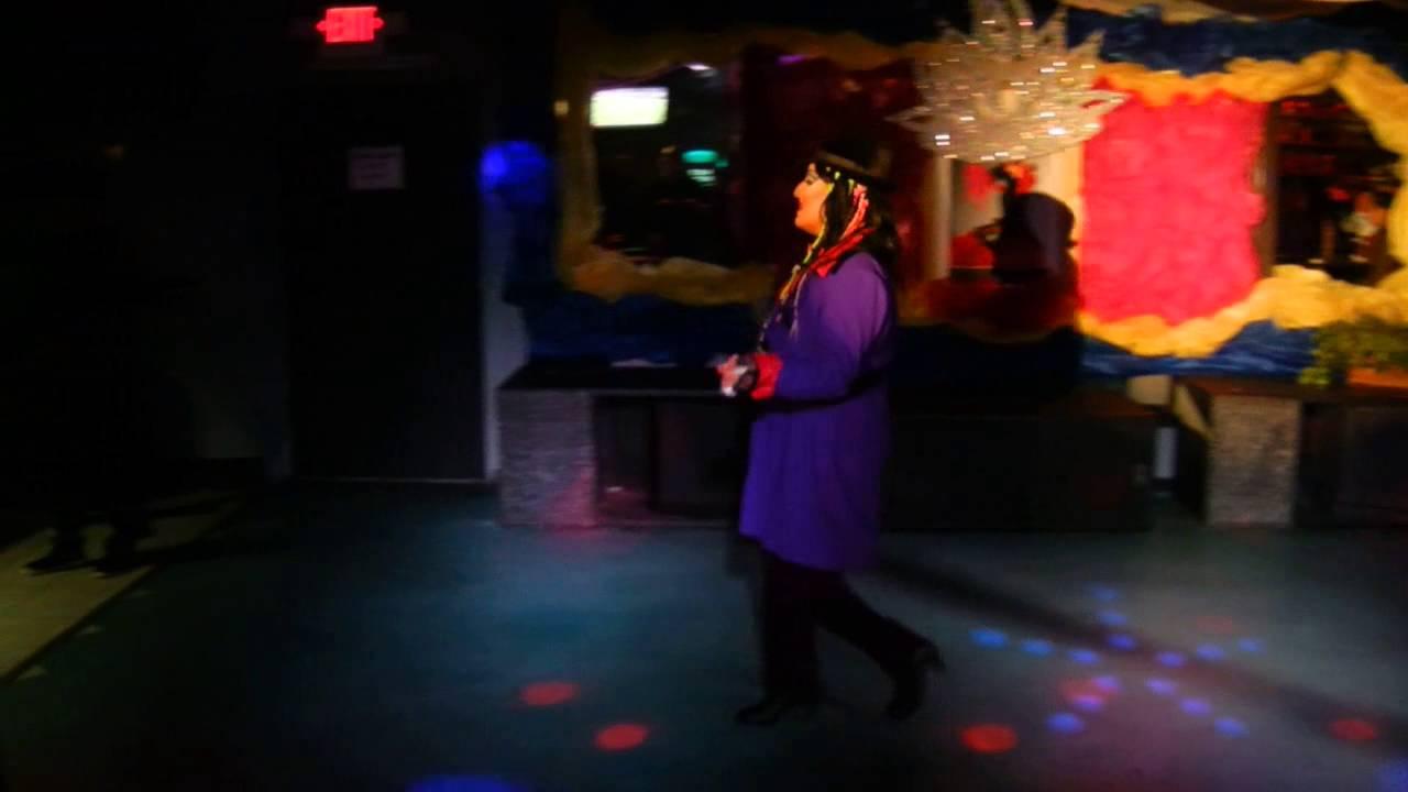 Nikki Licious Performing Boy George At Frat House Garden Grove Youtube