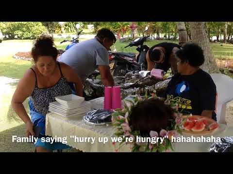 Cook Islands Holiday Guide - 2018 New Years Umu