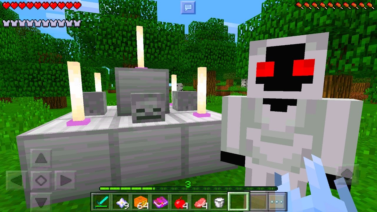 Minecraft Pe - How To Spawn The Entity 303 - Minecraft ...