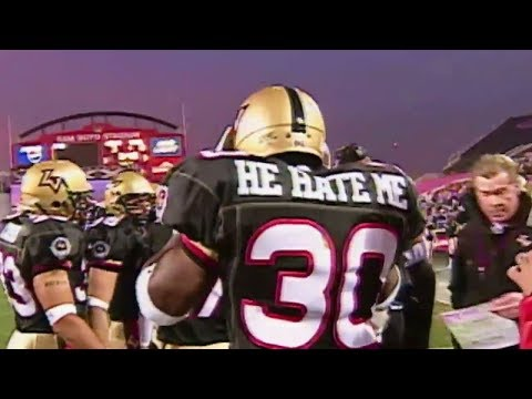 The origin of how Rod Smart became He Hate Me of the XFL | 30 for 30 | ESPN Archives