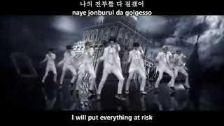 INFINITE Last Romeo MV [Eng Sub + Romanization + Hangul] HD