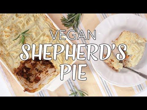 HOW TO MAKE VEGAN SHEPHERD'S PIE | The Edgy Veg