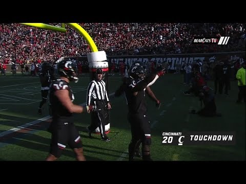 Football Highlights: Cincinnati 42, Navy 0 (Courtesy ESPN)